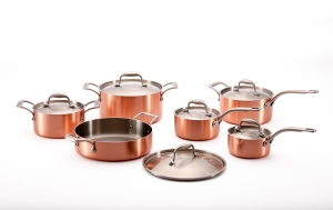 lagostina copper cookwear