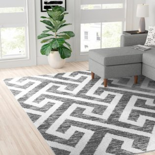 Hector rug, Zipcode Designs, $59.99